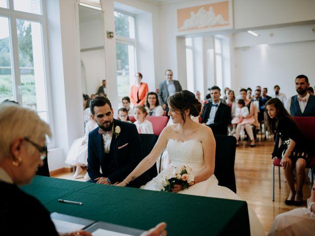 Le mariage de Romain et Caroline à Sacy-le-Grand, Oise 5