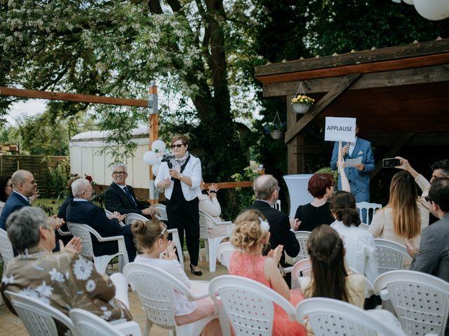 Le mariage de Romain et Caroline à Sacy-le-Grand, Oise 8