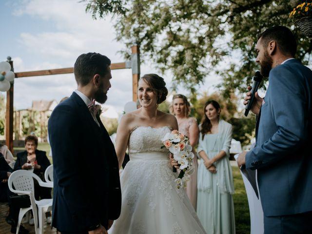 Le mariage de Romain et Caroline à Sacy-le-Grand, Oise 11