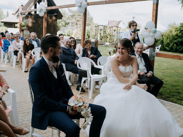 Le mariage de Romain et Caroline à Sacy-le-Grand, Oise 12