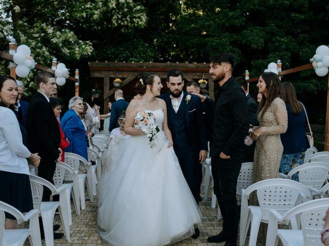 Le mariage de Romain et Caroline à Sacy-le-Grand, Oise 14
