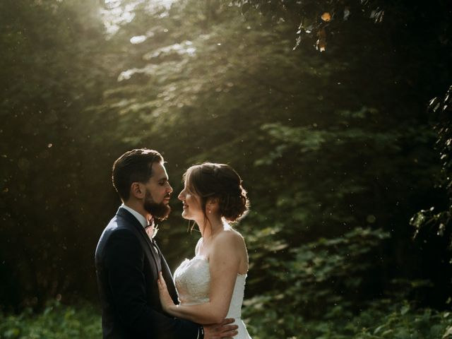 Le mariage de Romain et Caroline à Sacy-le-Grand, Oise 16