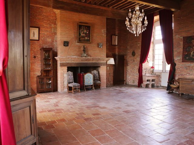 Le mariage de Guillaume et Emmeline à Launac, Haute-Garonne 3