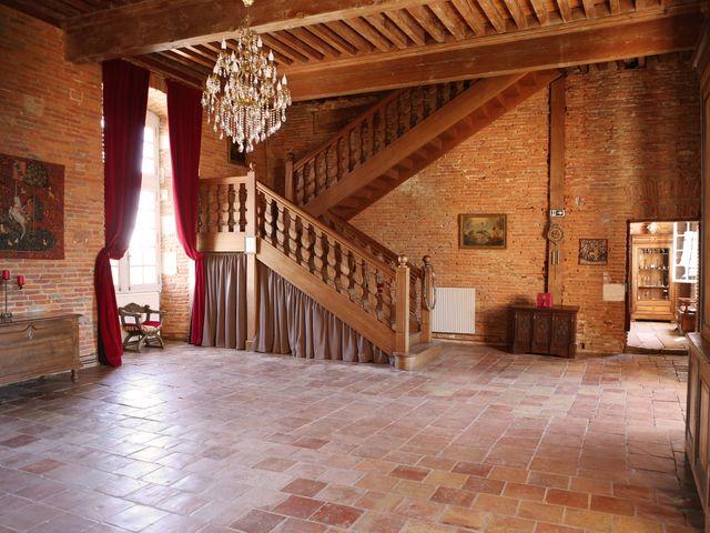 Le mariage de Guillaume et Emmeline à Launac, Haute-Garonne 4