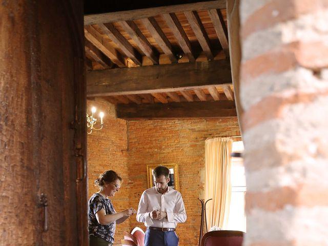 Le mariage de Guillaume et Emmeline à Launac, Haute-Garonne 7