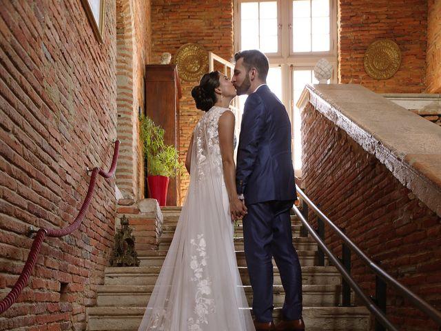Le mariage de Guillaume et Emmeline à Launac, Haute-Garonne 33