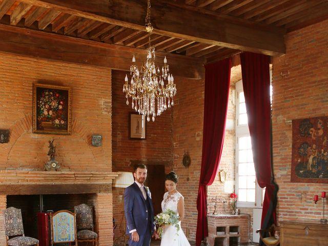 Le mariage de Guillaume et Emmeline à Launac, Haute-Garonne 35