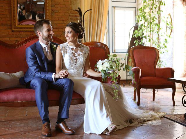 Le mariage de Guillaume et Emmeline à Launac, Haute-Garonne 40