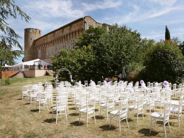 Le mariage de Guillaume et Emmeline à Launac, Haute-Garonne 46