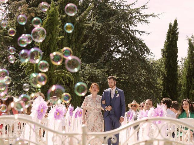 Le mariage de Guillaume et Emmeline à Launac, Haute-Garonne 52