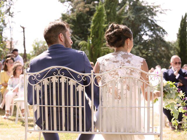 Le mariage de Guillaume et Emmeline à Launac, Haute-Garonne 58