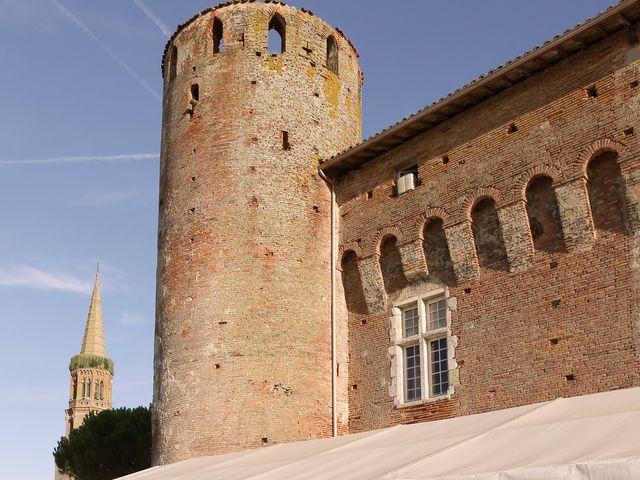 Le mariage de Guillaume et Emmeline à Launac, Haute-Garonne 79