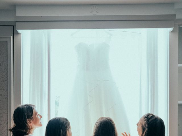 Le mariage de Bryan et Charlotte à Les Écrennes, Seine-et-Marne 3