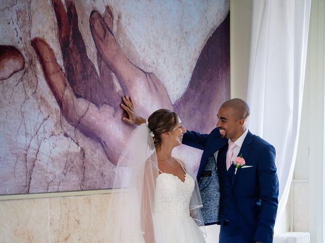 Le mariage de Bryan et Charlotte à Les Écrennes, Seine-et-Marne 8