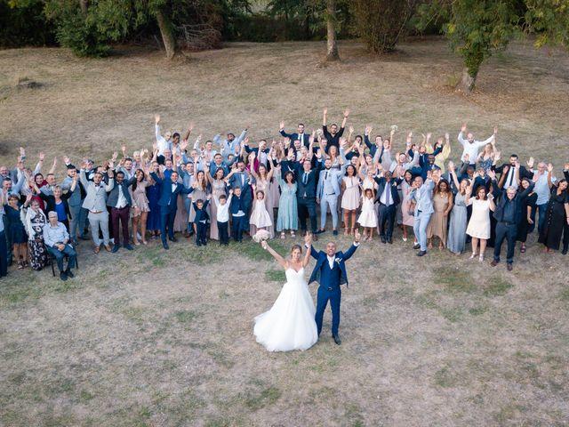 Le mariage de Bryan et Charlotte à Les Écrennes, Seine-et-Marne 12