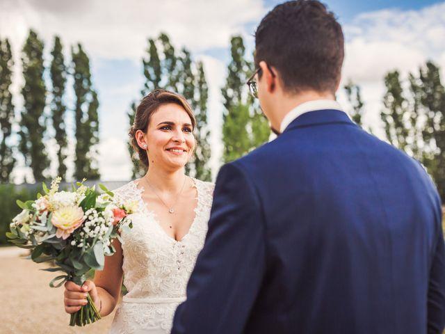 Le mariage de Aymeric et Julie à Corgoloin, Côte d'Or 44