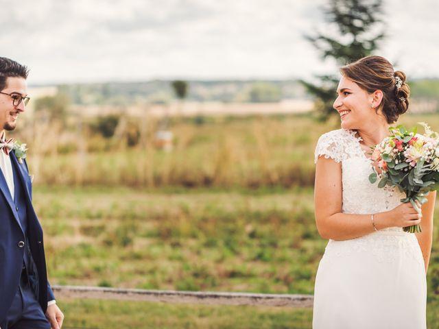 Le mariage de Aymeric et Julie à Corgoloin, Côte d'Or 46