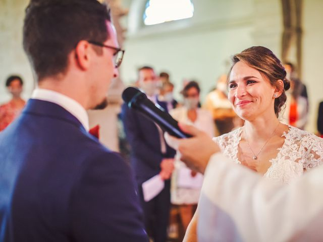 Le mariage de Aymeric et Julie à Corgoloin, Côte d'Or 49