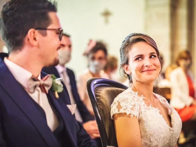 Le mariage de Aymeric et Julie à Corgoloin, Côte d'Or 50