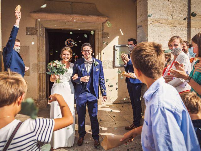 Le mariage de Aymeric et Julie à Corgoloin, Côte d'Or 51