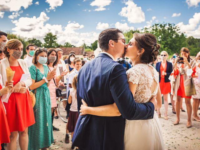 Le mariage de Aymeric et Julie à Corgoloin, Côte d'Or 1