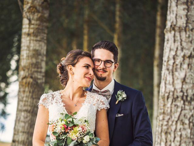 Le mariage de Aymeric et Julie à Corgoloin, Côte d'Or 53