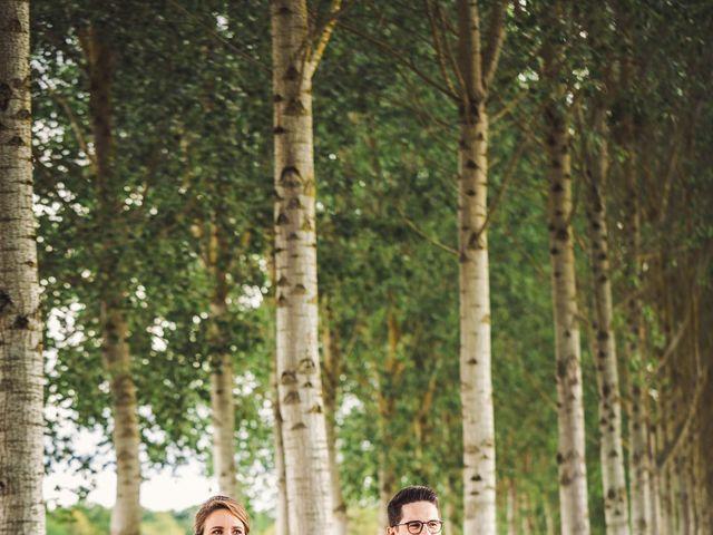 Le mariage de Aymeric et Julie à Corgoloin, Côte d'Or 56