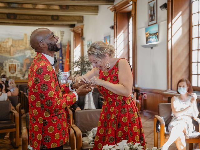 Le mariage de Serge et Séverine à Albi, Tarn 7