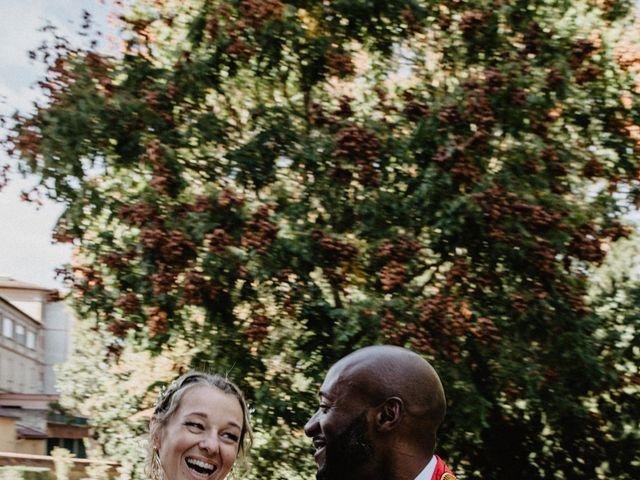 Le mariage de Serge et Séverine à Albi, Tarn 1
