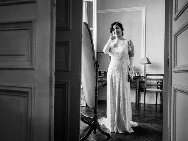 Le mariage de Jean Baptiste et Theresia à Paris, Paris 14