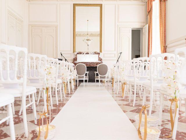 Le mariage de Jean Baptiste et Theresia à Paris, Paris 21