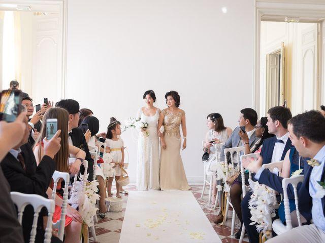 Le mariage de Jean Baptiste et Theresia à Paris, Paris 23