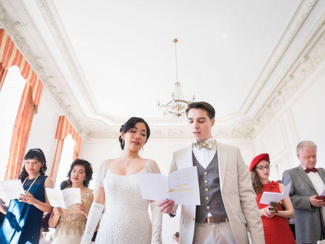 Le mariage de Jean Baptiste et Theresia à Paris, Paris 33