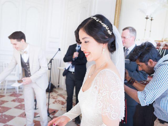 Le mariage de Jean Baptiste et Theresia à Paris, Paris 36