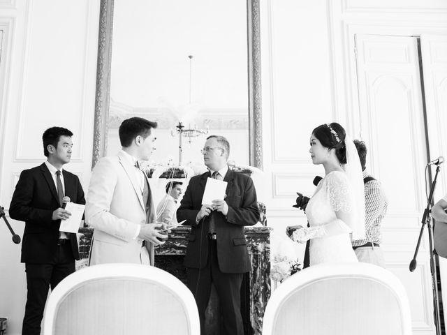 Le mariage de Jean Baptiste et Theresia à Paris, Paris 37