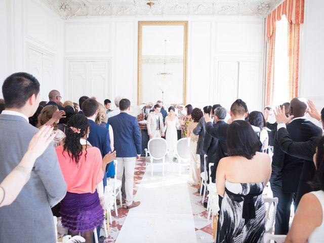 Le mariage de Jean Baptiste et Theresia à Paris, Paris 42