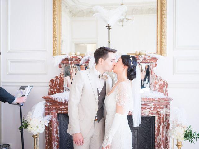 Le mariage de Jean Baptiste et Theresia à Paris, Paris 43