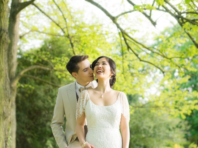 Le mariage de Theresia et Jean Baptiste