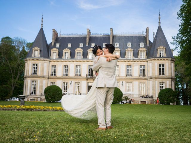 Le mariage de Jean Baptiste et Theresia à Paris, Paris 60