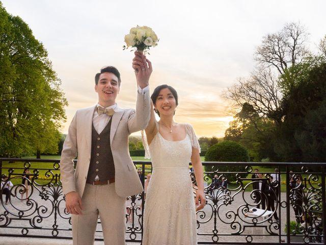 Le mariage de Jean Baptiste et Theresia à Paris, Paris 61