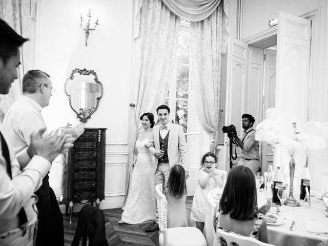 Le mariage de Jean Baptiste et Theresia à Paris, Paris 62