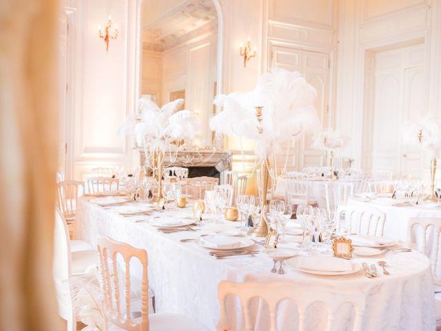 Le mariage de Jean Baptiste et Theresia à Paris, Paris 64