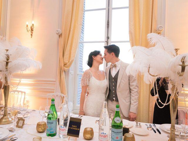 Le mariage de Jean Baptiste et Theresia à Paris, Paris 67