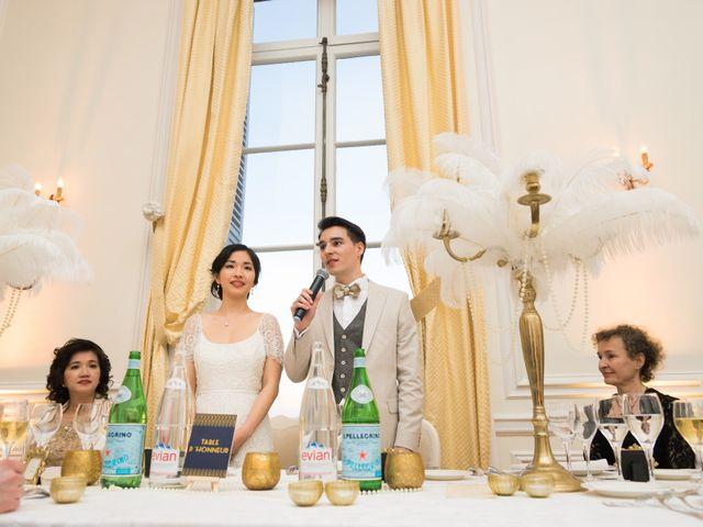 Le mariage de Jean Baptiste et Theresia à Paris, Paris 68