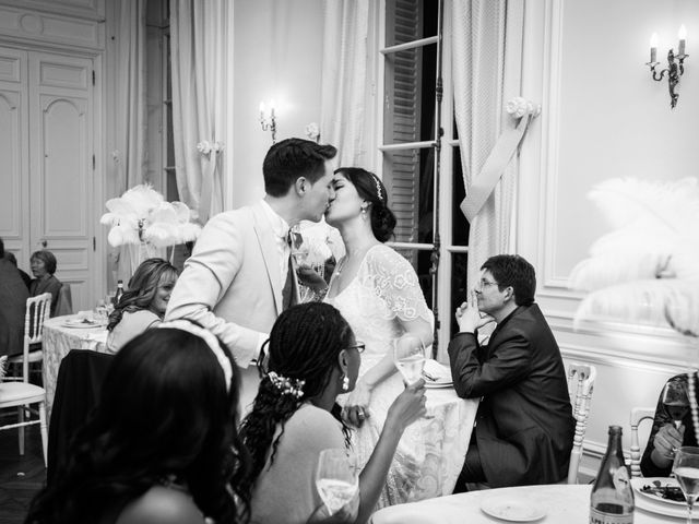 Le mariage de Jean Baptiste et Theresia à Paris, Paris 71