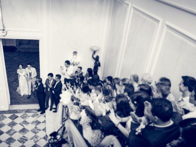 Le mariage de Jean Baptiste et Theresia à Paris, Paris 79