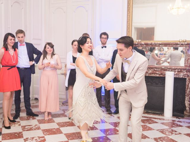 Le mariage de Jean Baptiste et Theresia à Paris, Paris 84