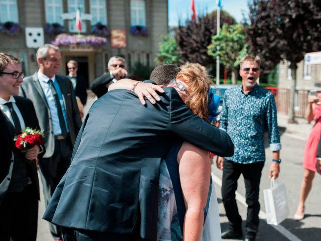 Le mariage de Willy et Céline à Vassy, Calvados 1