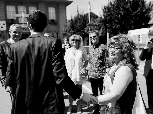Le mariage de Willy et Céline à Vassy, Calvados 2