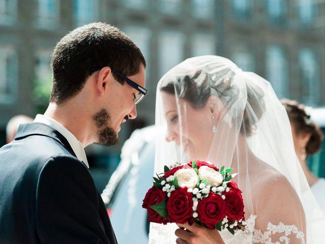 Le mariage de Willy et Céline à Vassy, Calvados 4